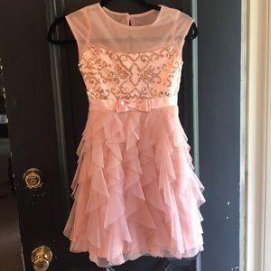 Girls party dress